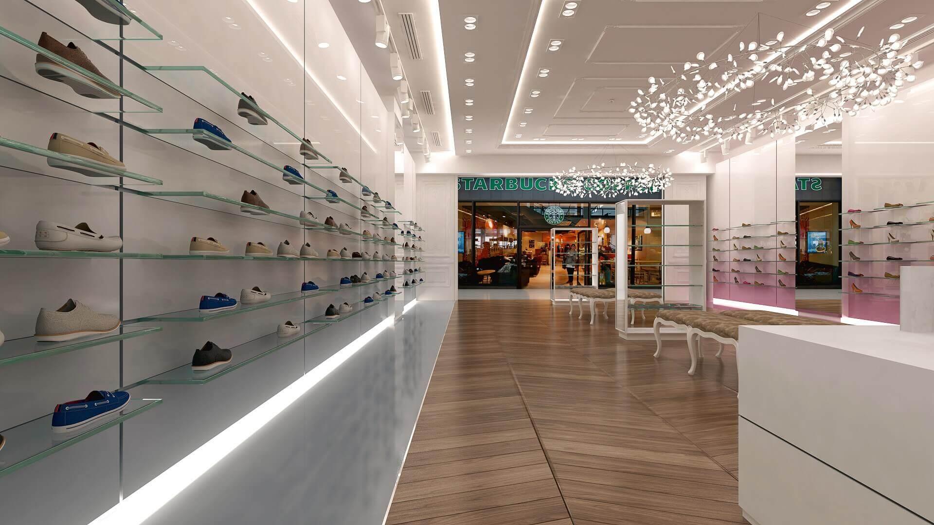 dükkan tasarımı 2019 Deriden Konsept Perakende