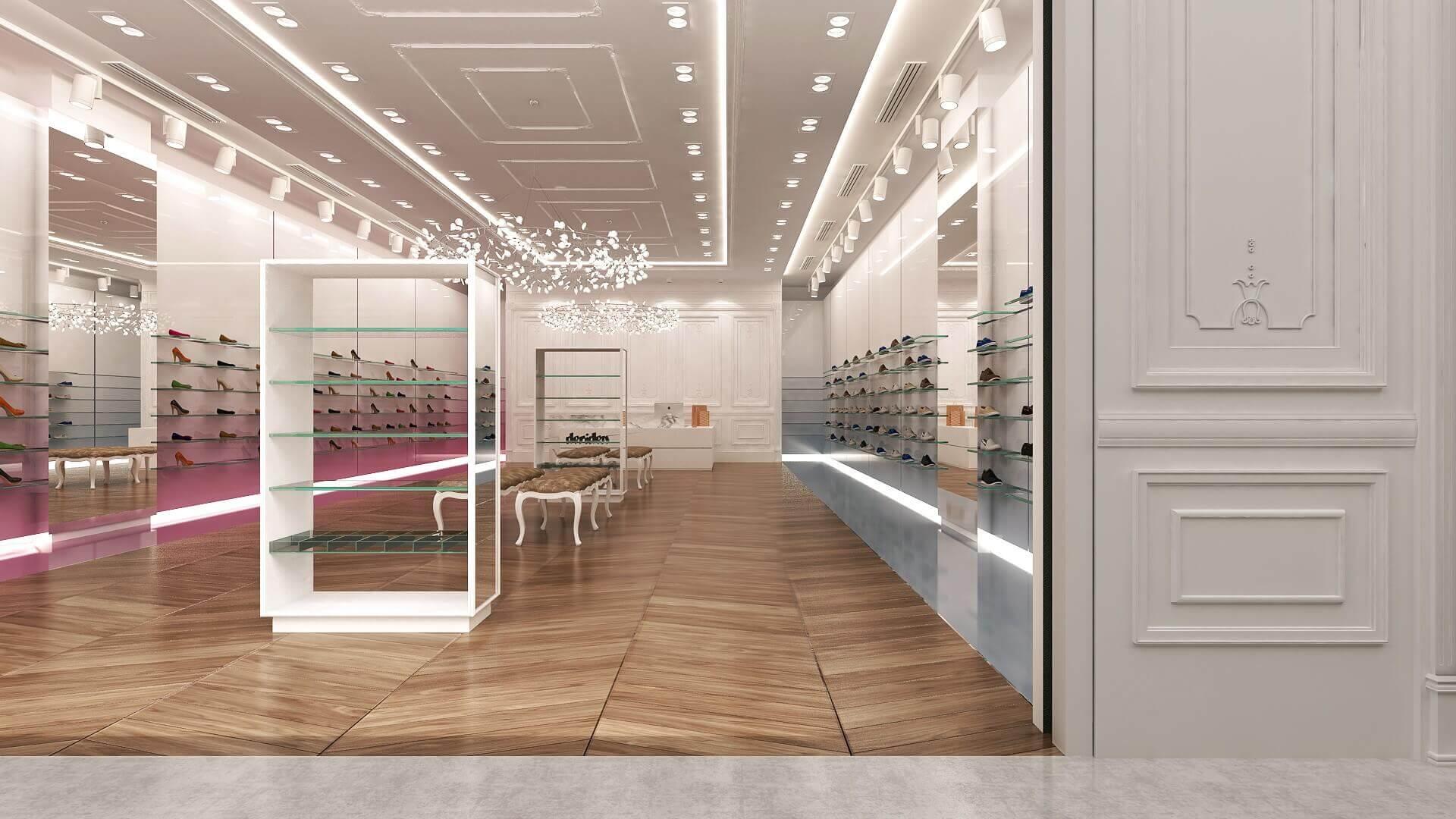 perakende mağaza 2020 Deriden Konsept Perakende