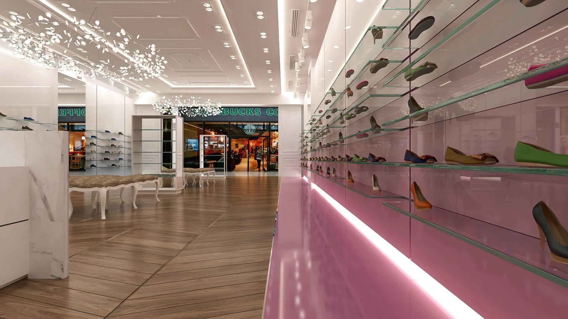 Mağaza tasarım 2021 Deriden Konsept Perakende