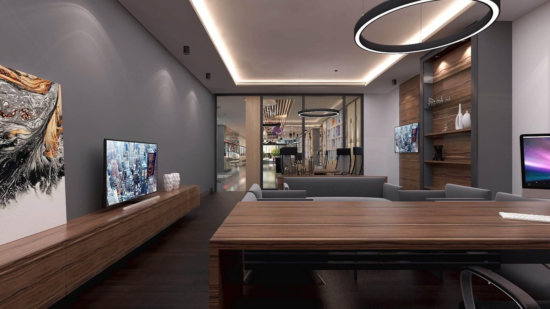 giyim mağazası tasarımı 2048 Yetven Elektrik / Ostim Perakende