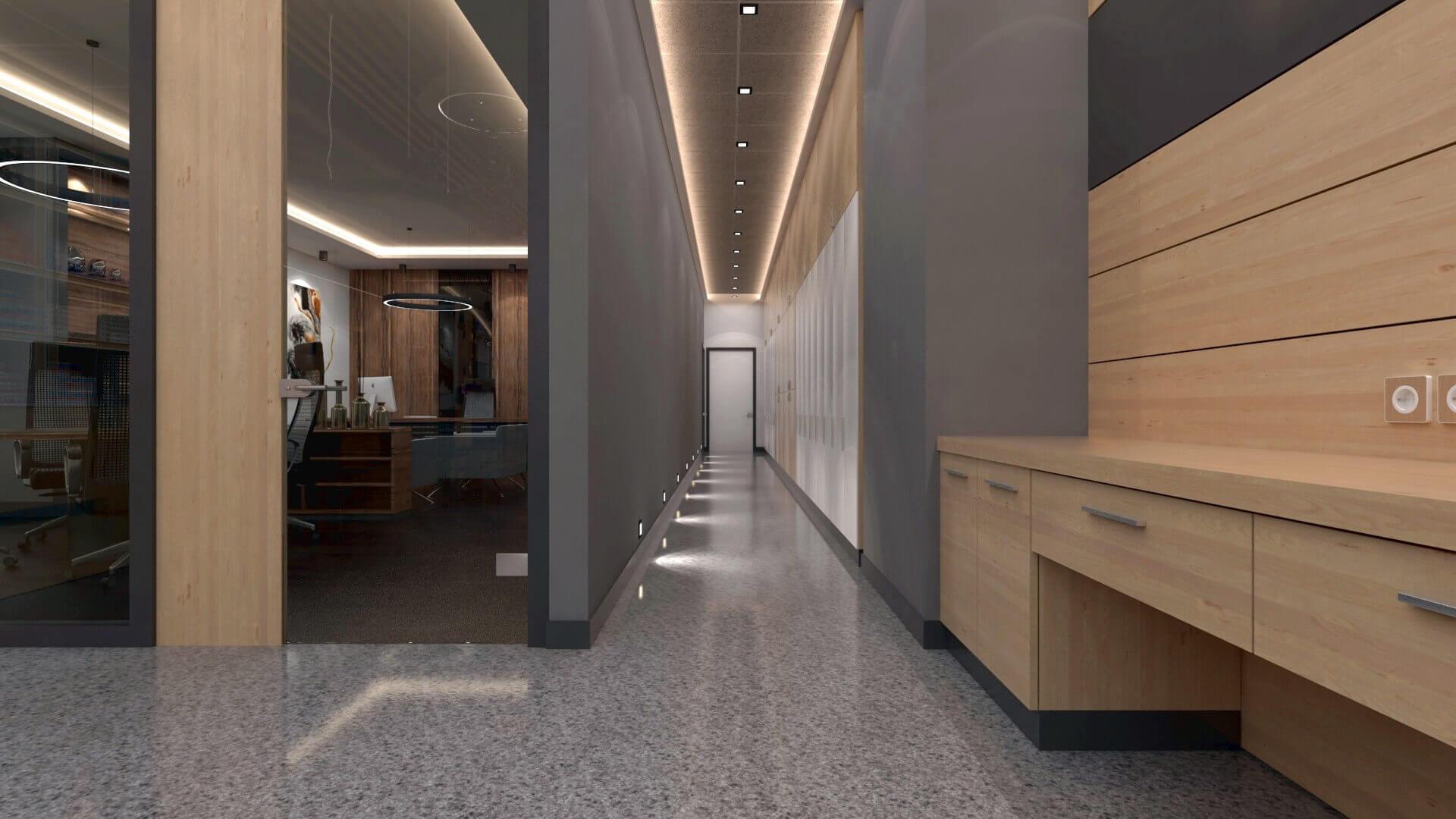 dükkan tasarımı 2049 Yetven Elektrik / Ostim Perakende