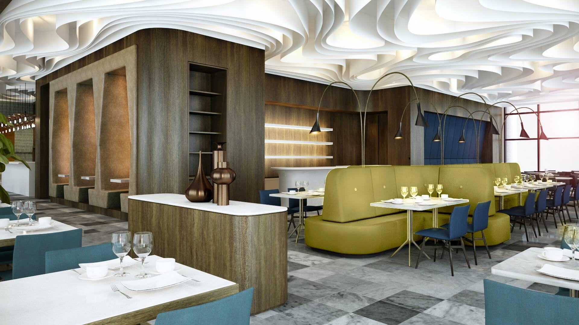 Tiflis Steakhouse, Restoranlar