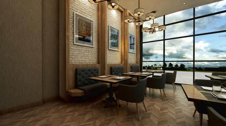 restorant iç mimar 2063 Otonomi Restoran Restoranlar