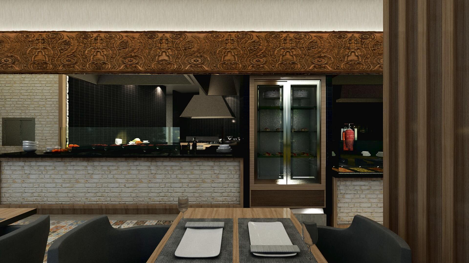 Otonomi Restoran, Restoranlar