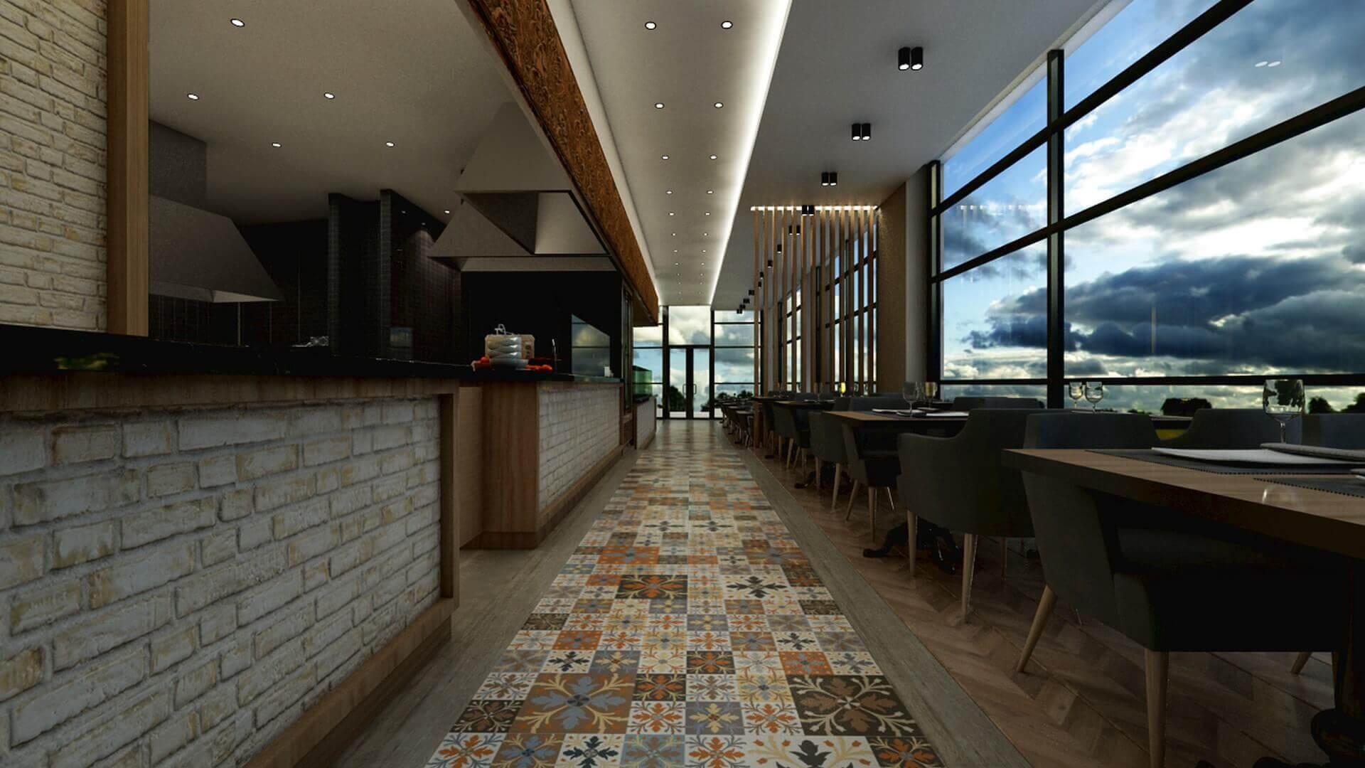 restorant iç mimar 2070 Otonomi Restoran Restoranlar