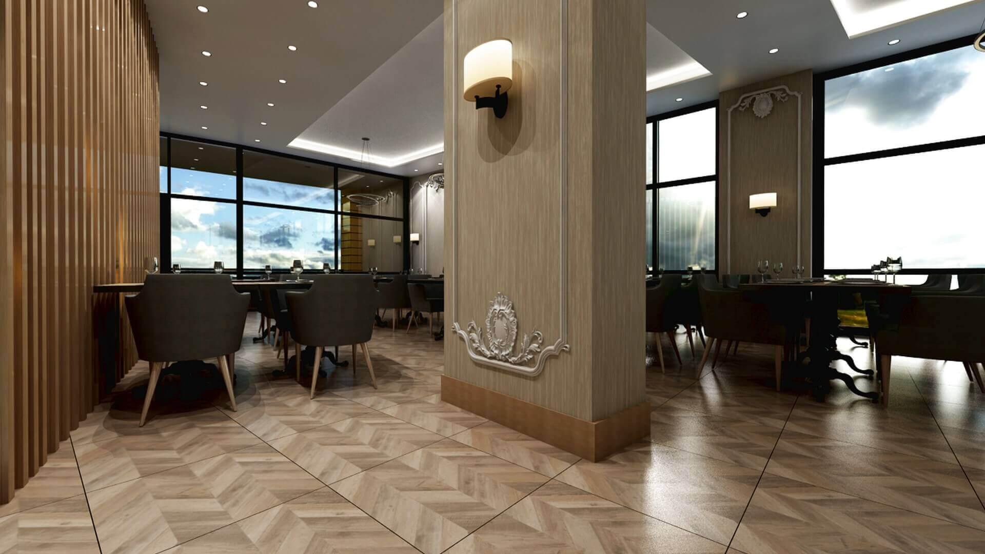 restorant iç mimar 2073 Otonomi Restoran Restoranlar