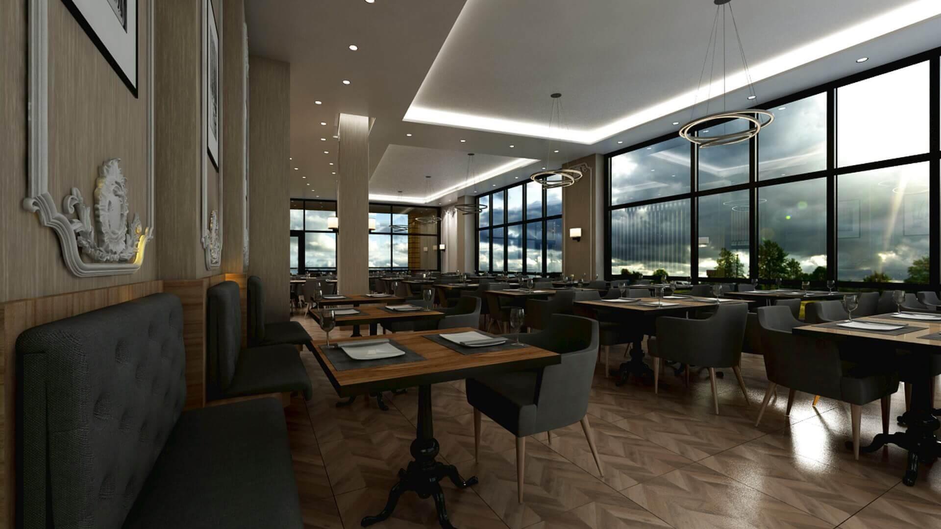 Otonomi 2077 Otonomi Restoran Restoranlar