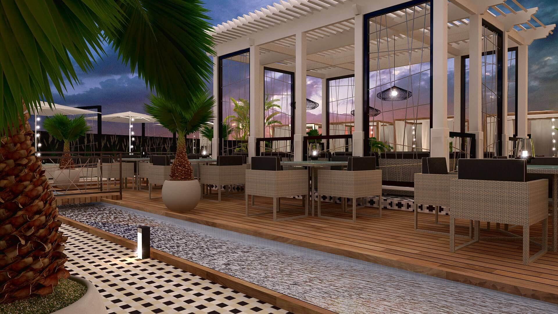 restorant iç tasarım 2086 Iskenderun Restoran Restoranlar
