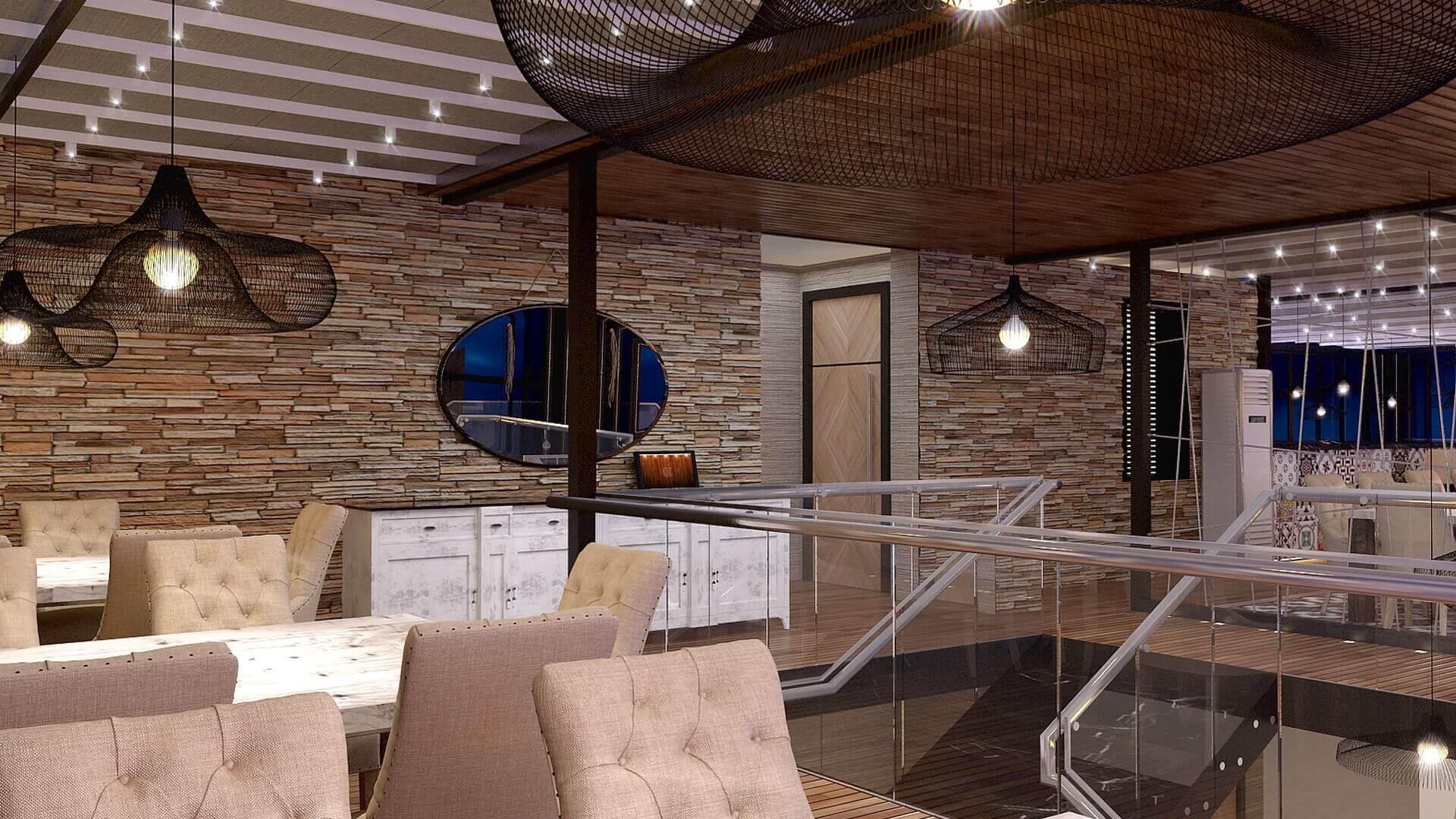 restorant iç tasarım 2098 Iskenderun Restoran Restoranlar