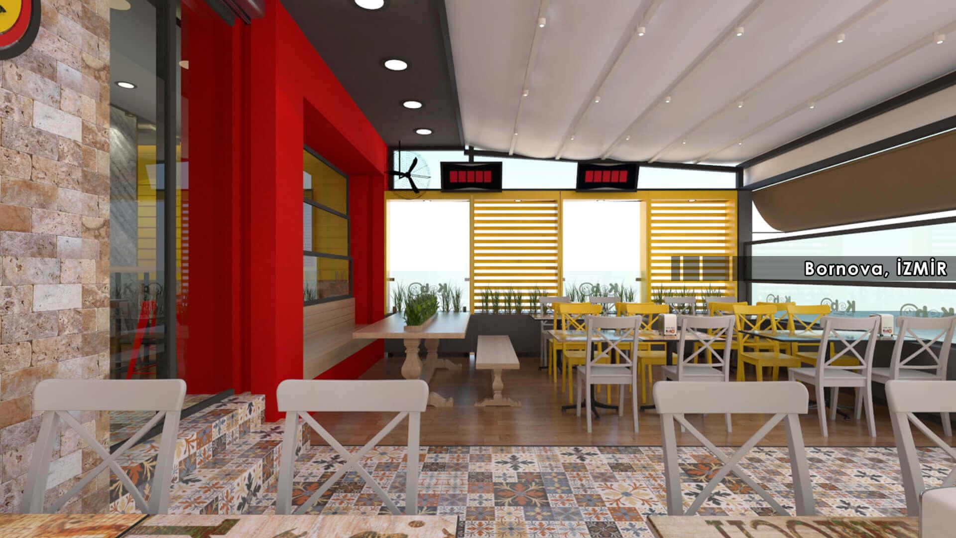 restorant iç tasarım 2108 Kebo 2016 Restoranlar