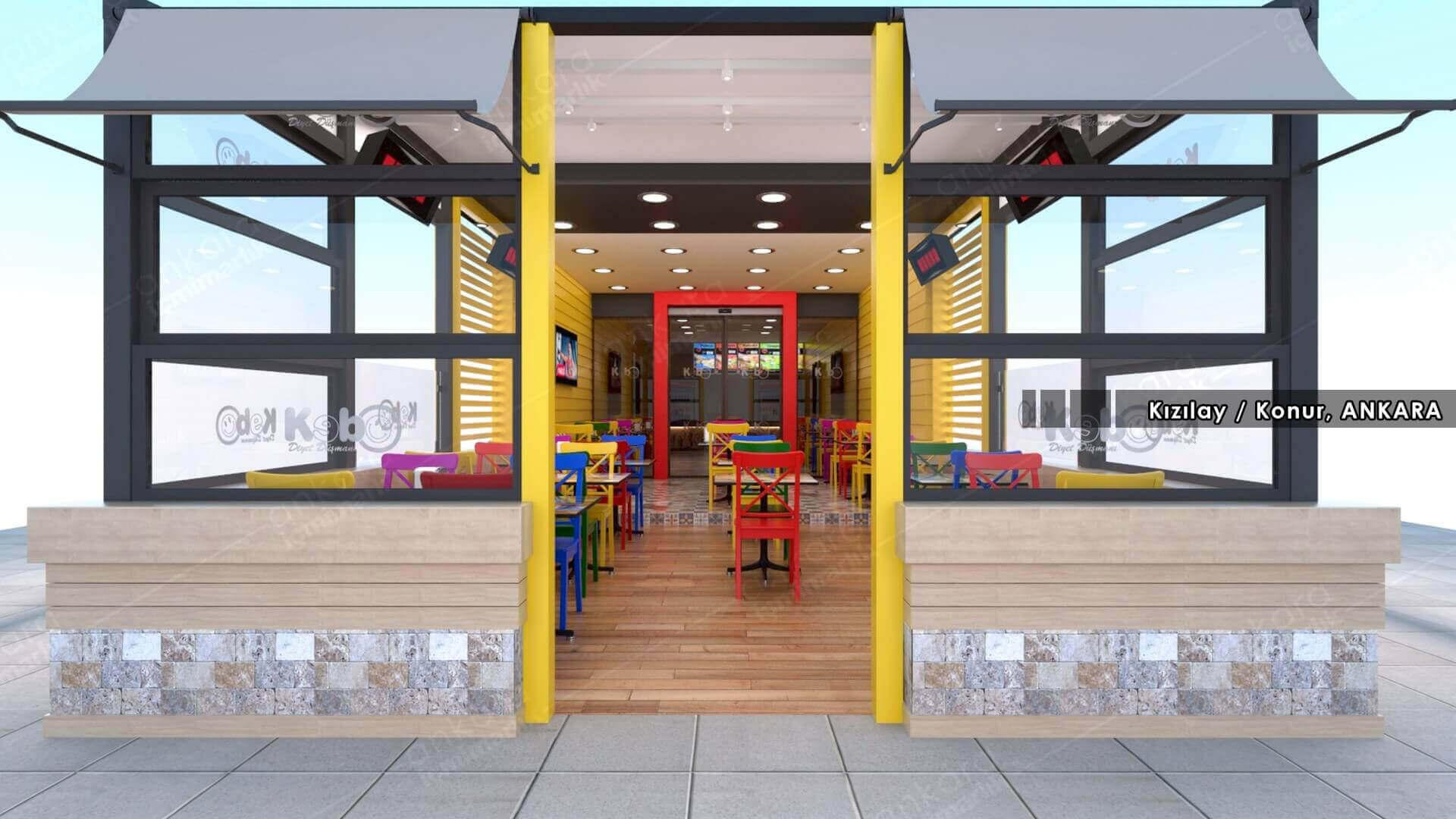 restorant iç mimar 2109 Kebo 2016 Restoranlar
