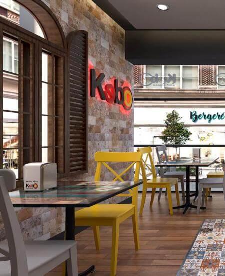 Kebo 2016 Restoranlar