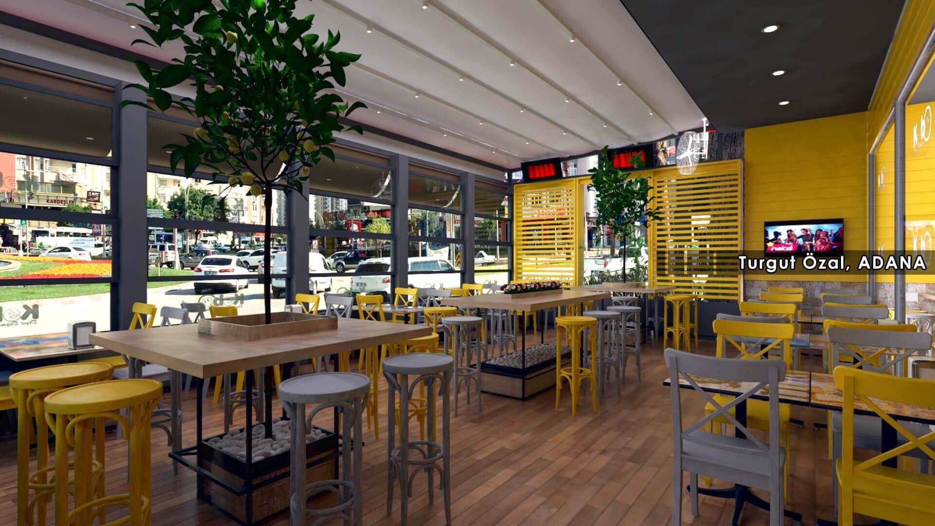 restorant iç tasarım 2114 Kebo 2017 Restoranlar
