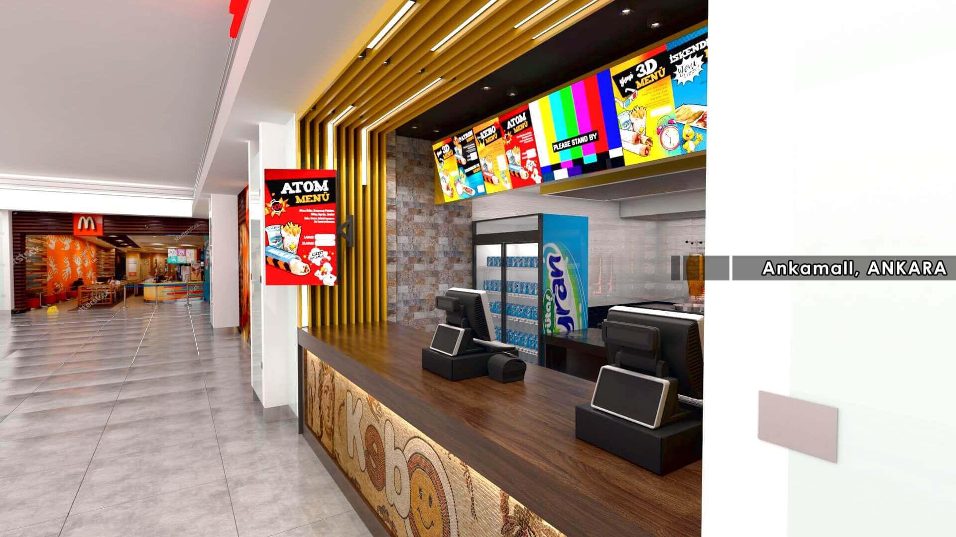 restorant iç tasarım 2116 Kebo 2017 Restoranlar