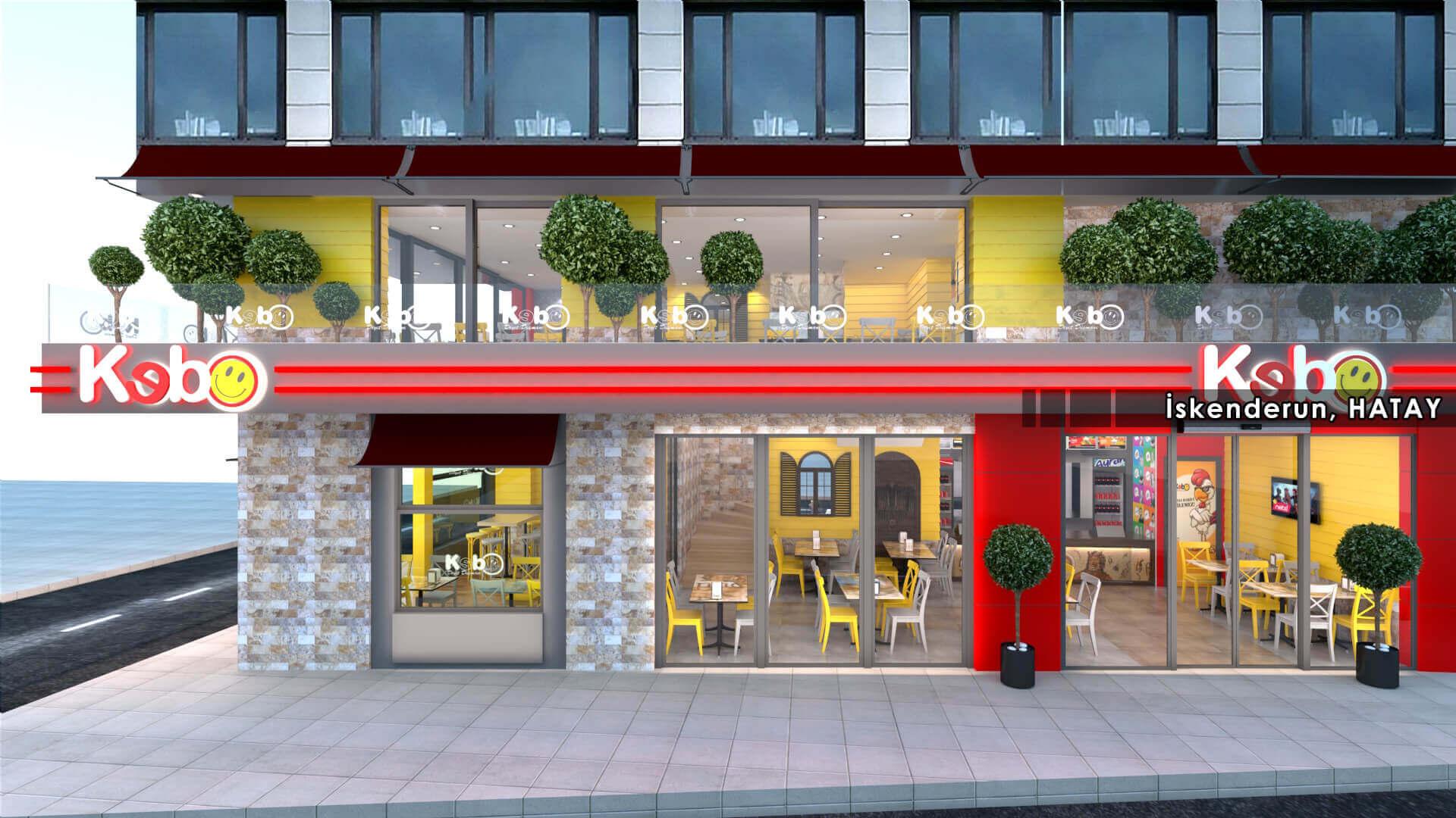 restorant iç mimar 2118 Kebo 2017 Restoranlar