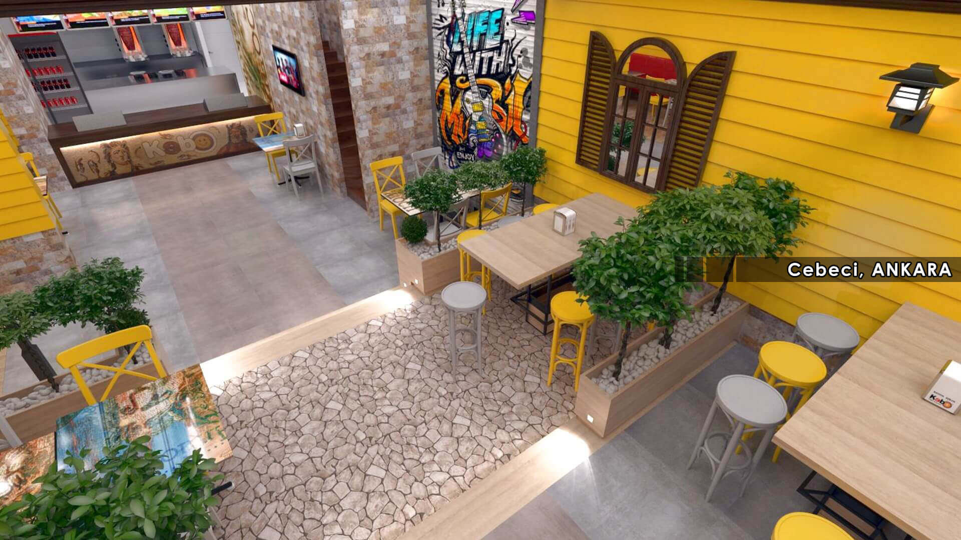 restoran mimar 2120 Kebo 2018 Restoranlar