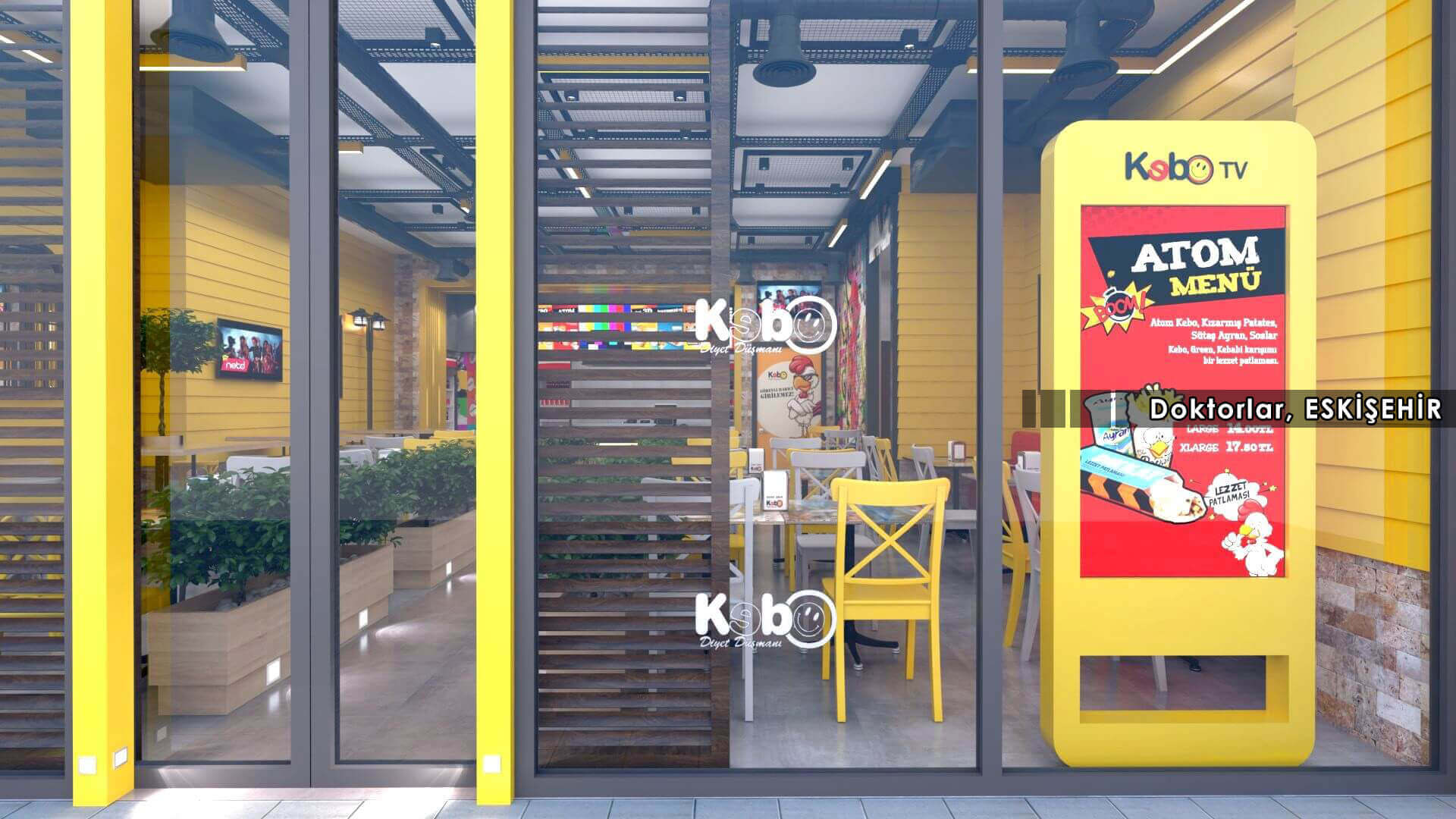 Restoran tasarımı 2121 Kebo 2018 Restoranlar
