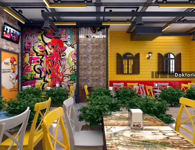 Kebo 2018 Restoranlar