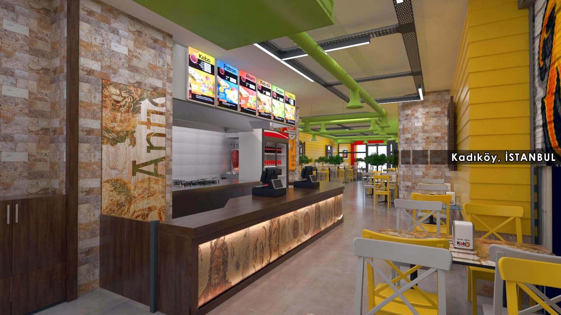 restoran tasarımı 2125 Kebo 2018 Restoranlar