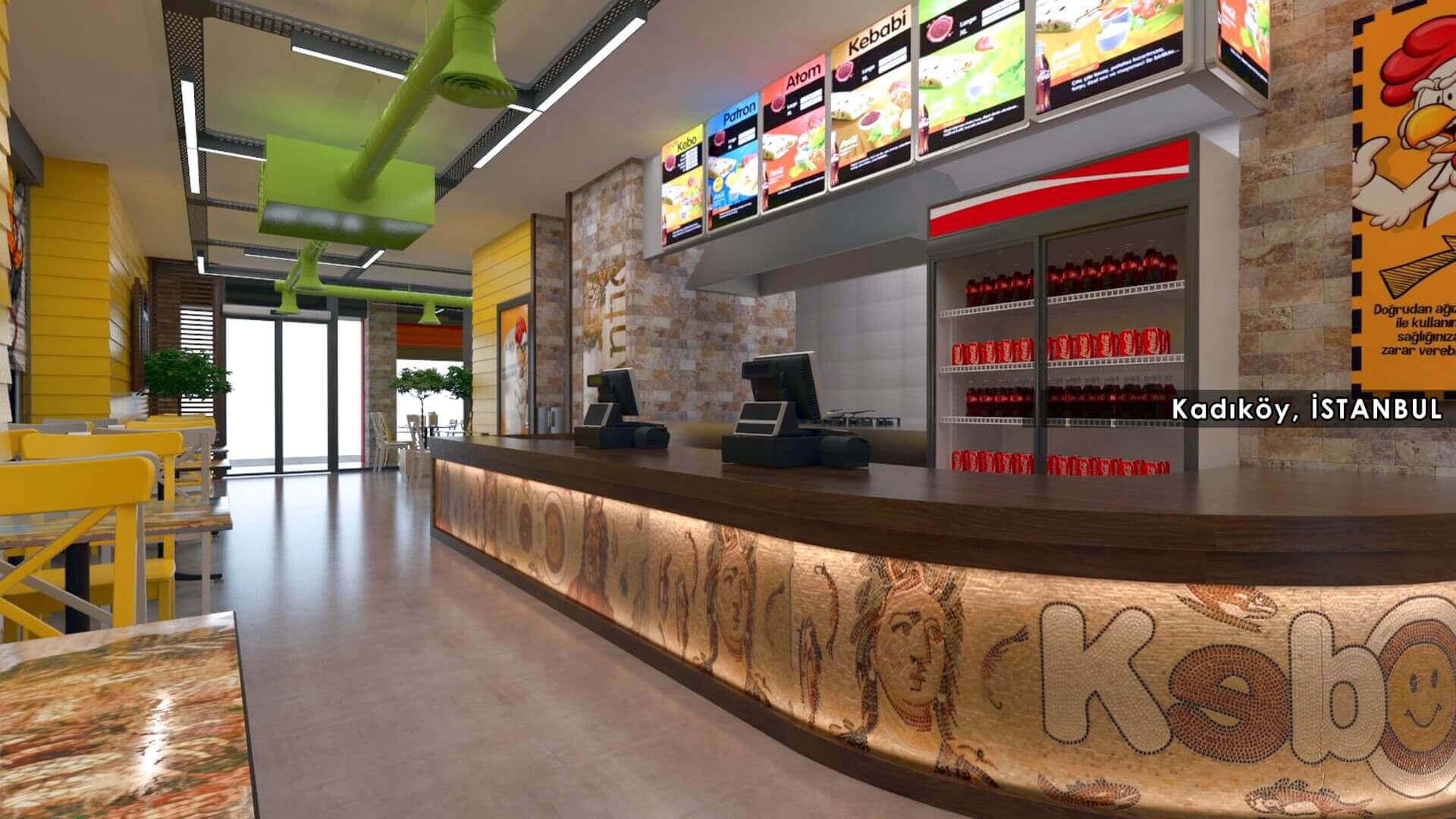 restorant iç tasarım 2126 Kebo 2018 Restoranlar