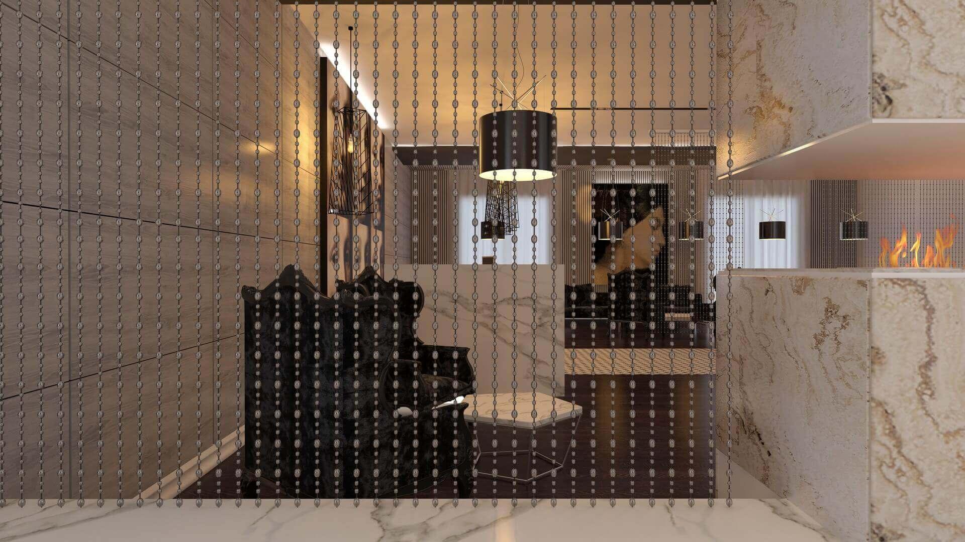 otel odası tasarımı 2136 Doğu Hotel, Tahran Oteller