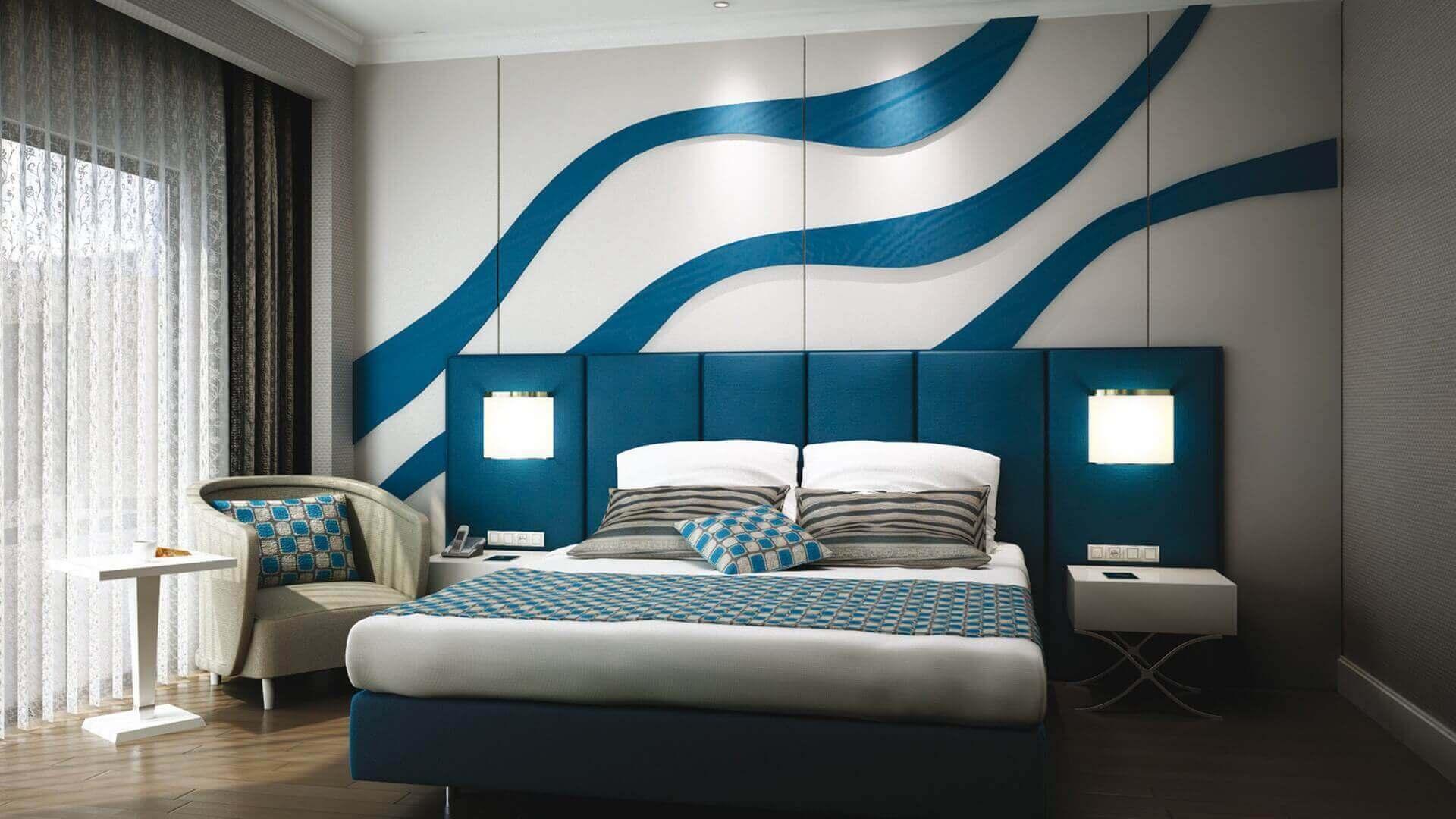 otel odası tasarımı 2142 Erbil Sheraton, IRAK Oteller