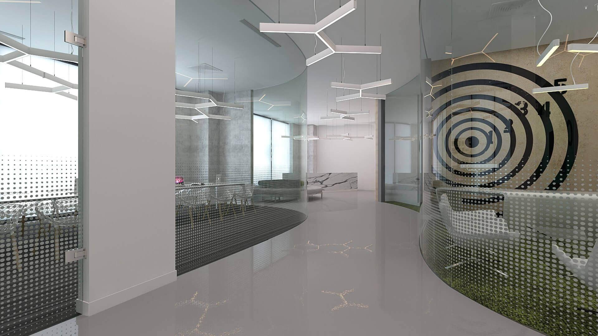 ofis içmimari 2160 General Electric Ofisler