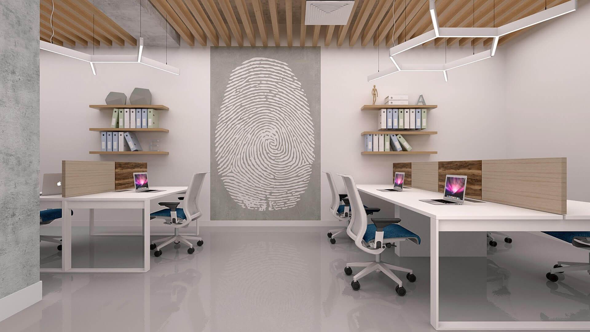 ofis mimari 2162 General Electric Ofisler