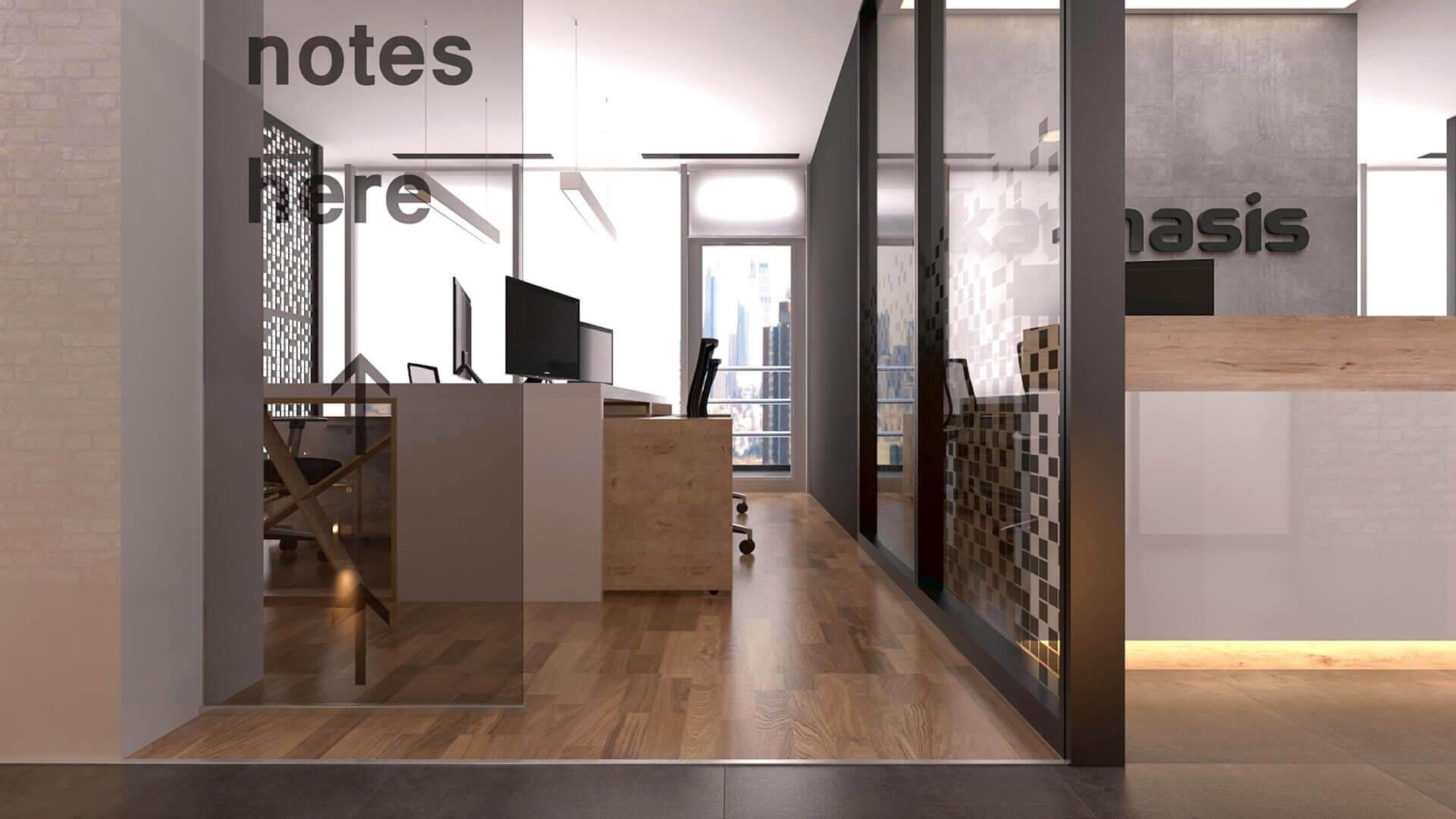 içmimar 2168 Karmasis Yazılım Ofisler