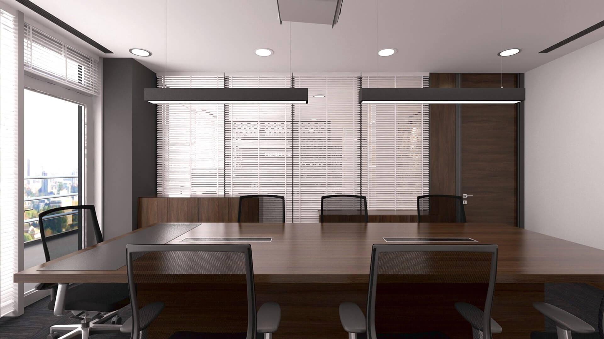 ofis mimari 2174 Karmasis Yazılım Ofisler