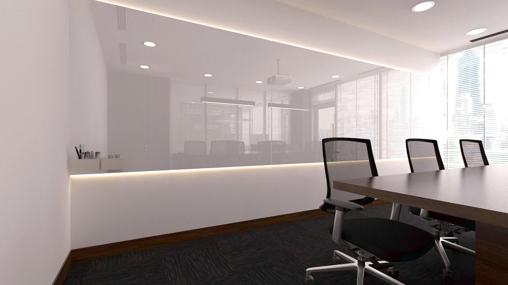 ofis içmimari 2175 Karmasis Yazılım Ofisler