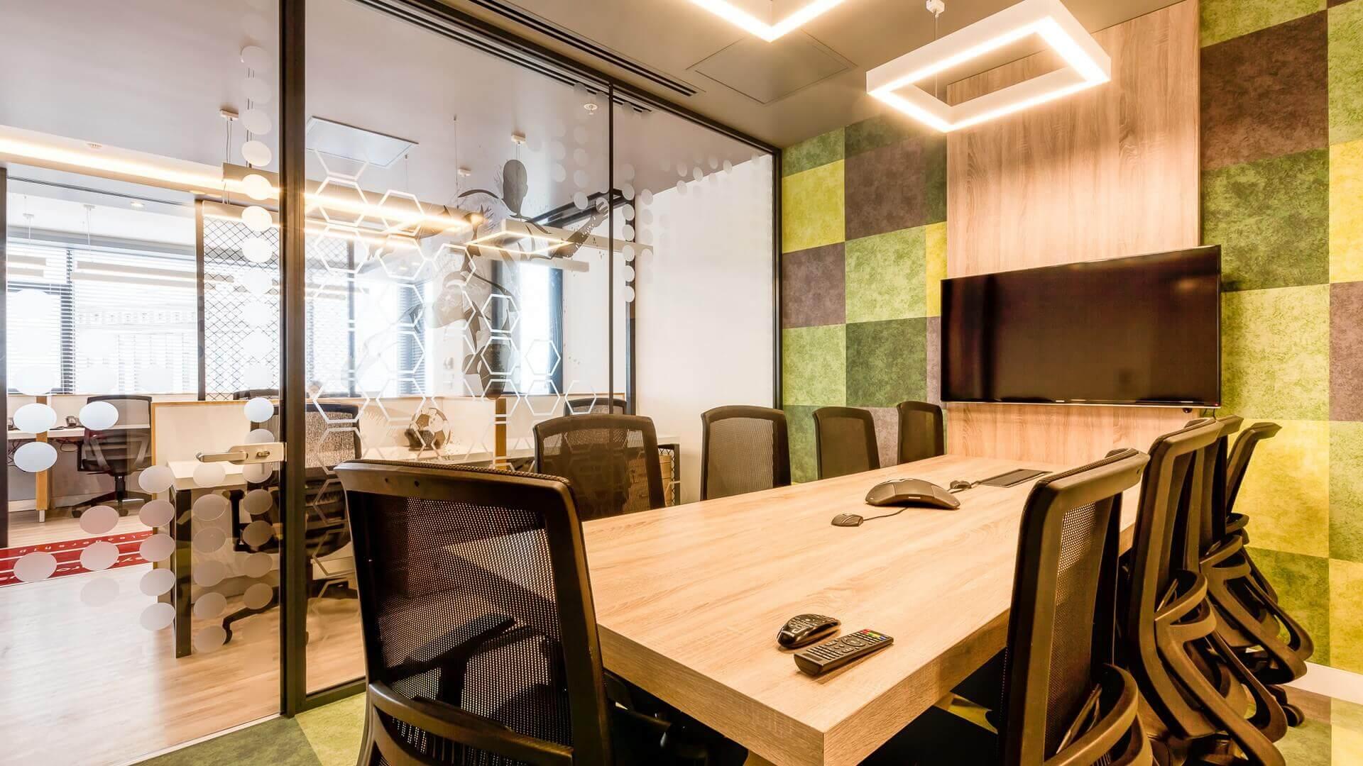 ofis içmimari 2184 Kronos Bilişim Ofisler