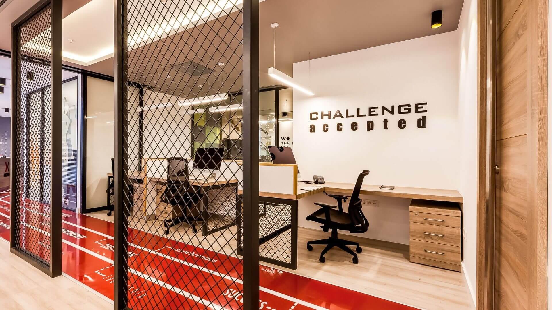 ofis içmimari 2196 Kronos Bilişim Ofisler