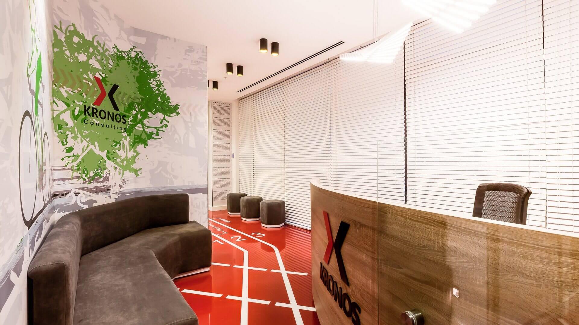 içmimar 2200 Kronos Bilişim Ofisler