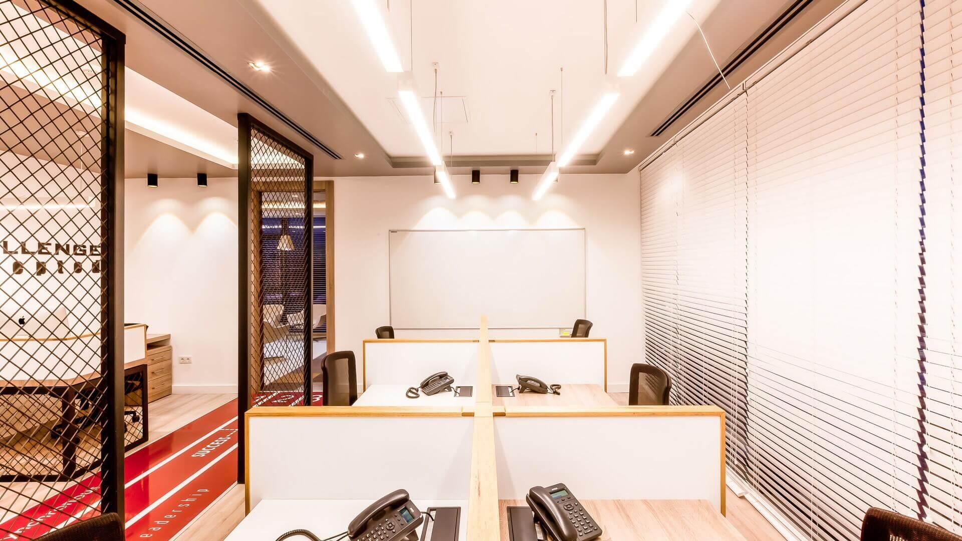ofis içmimari 2202 Kronos Bilişim Ofisler