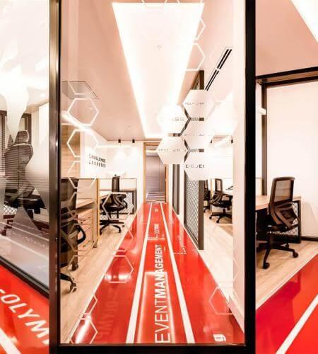 2203 Kronos Bilişim Ofisler