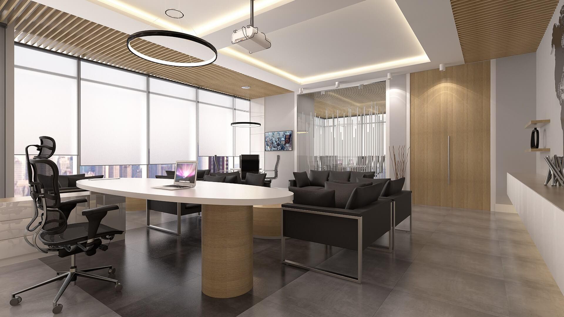 Kuta Ofis, Ofisler