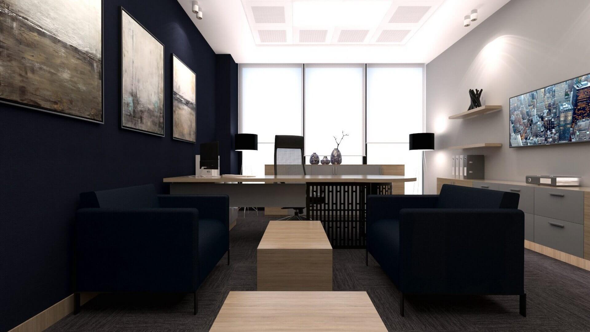 ofis içmimari 2226 A. Çağlar SMMM Ofisi Ofisler