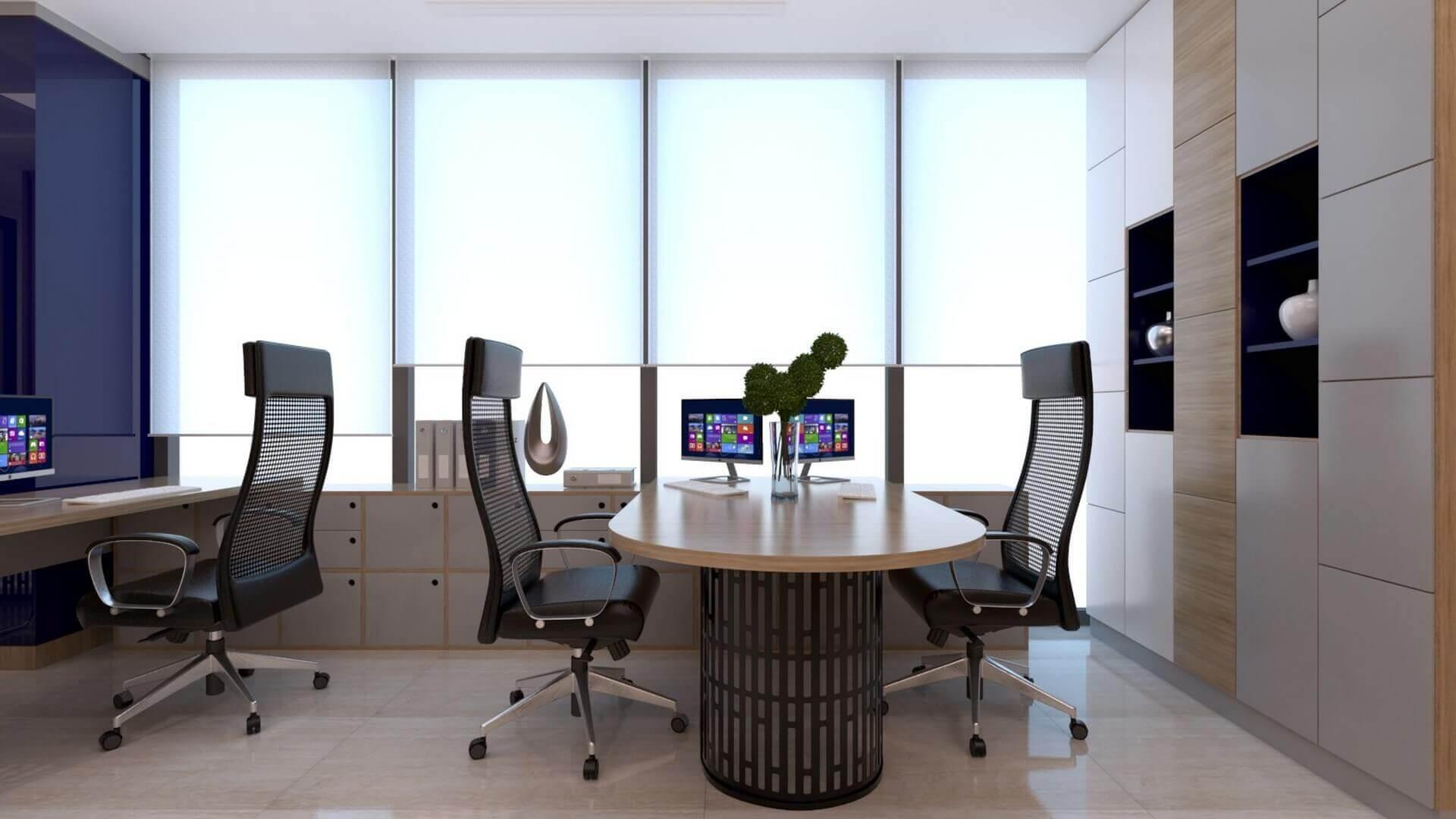 ofis içmimari 2229 A. Çağlar SMMM Ofisi Ofisler