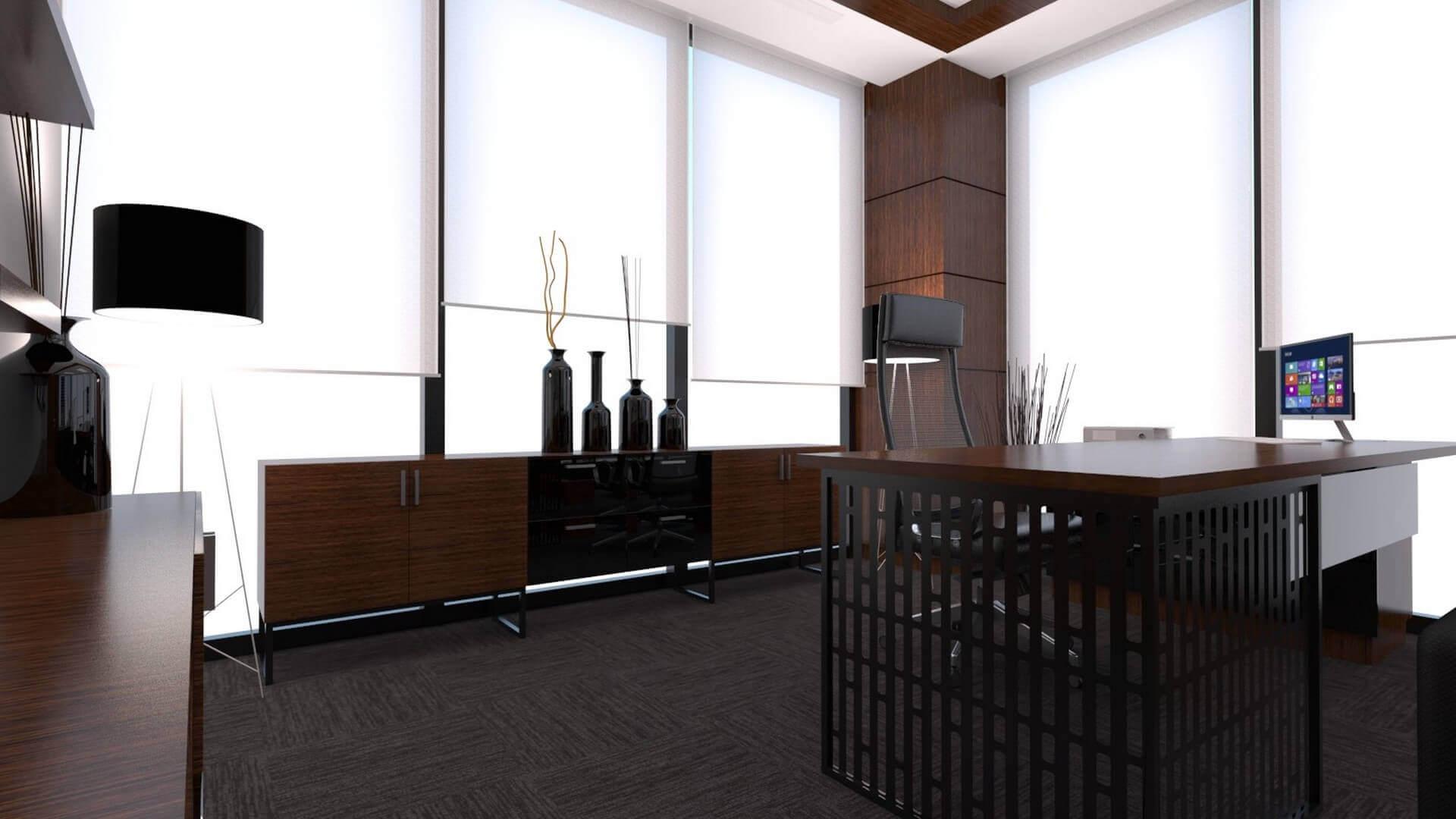 ofis içmimari 2238 A. Çağlar SMMM Ofisi Ofisler