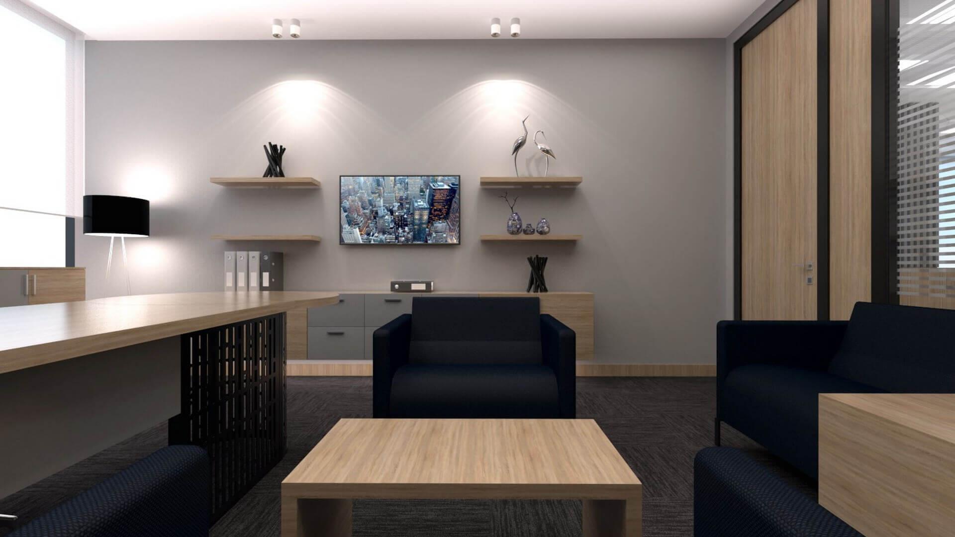 ofis dekorasyonu 2245 A. Çağlar SMMM Ofisi Ofisler
