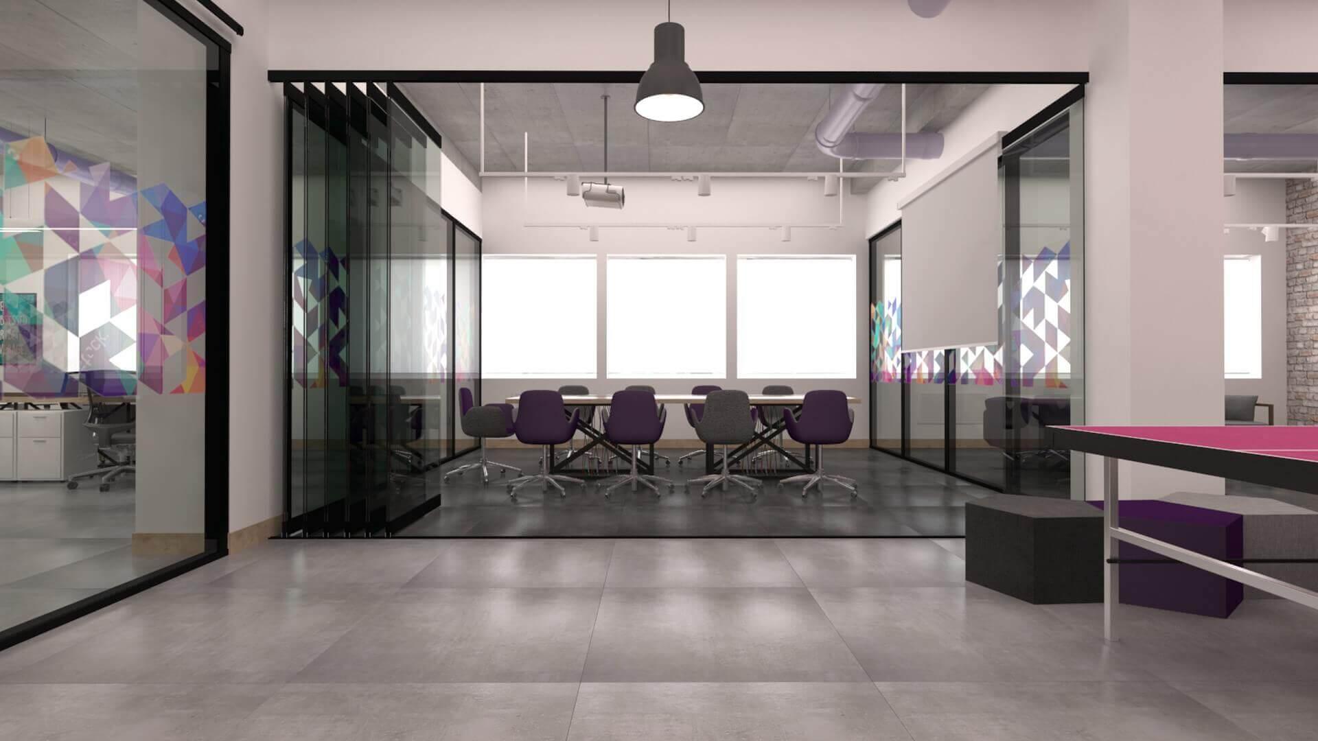 ofis içmimari 2349 Connected2.me C2M Bilişim Ofisler