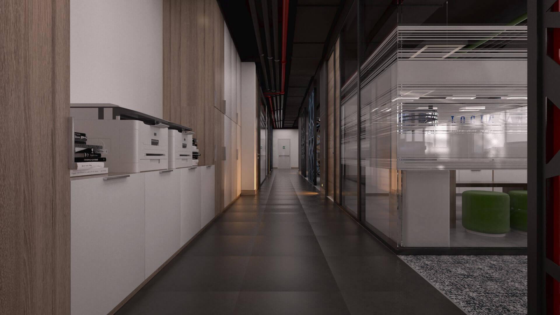 ofis mimari 2366 CBKSoft  Ofisler