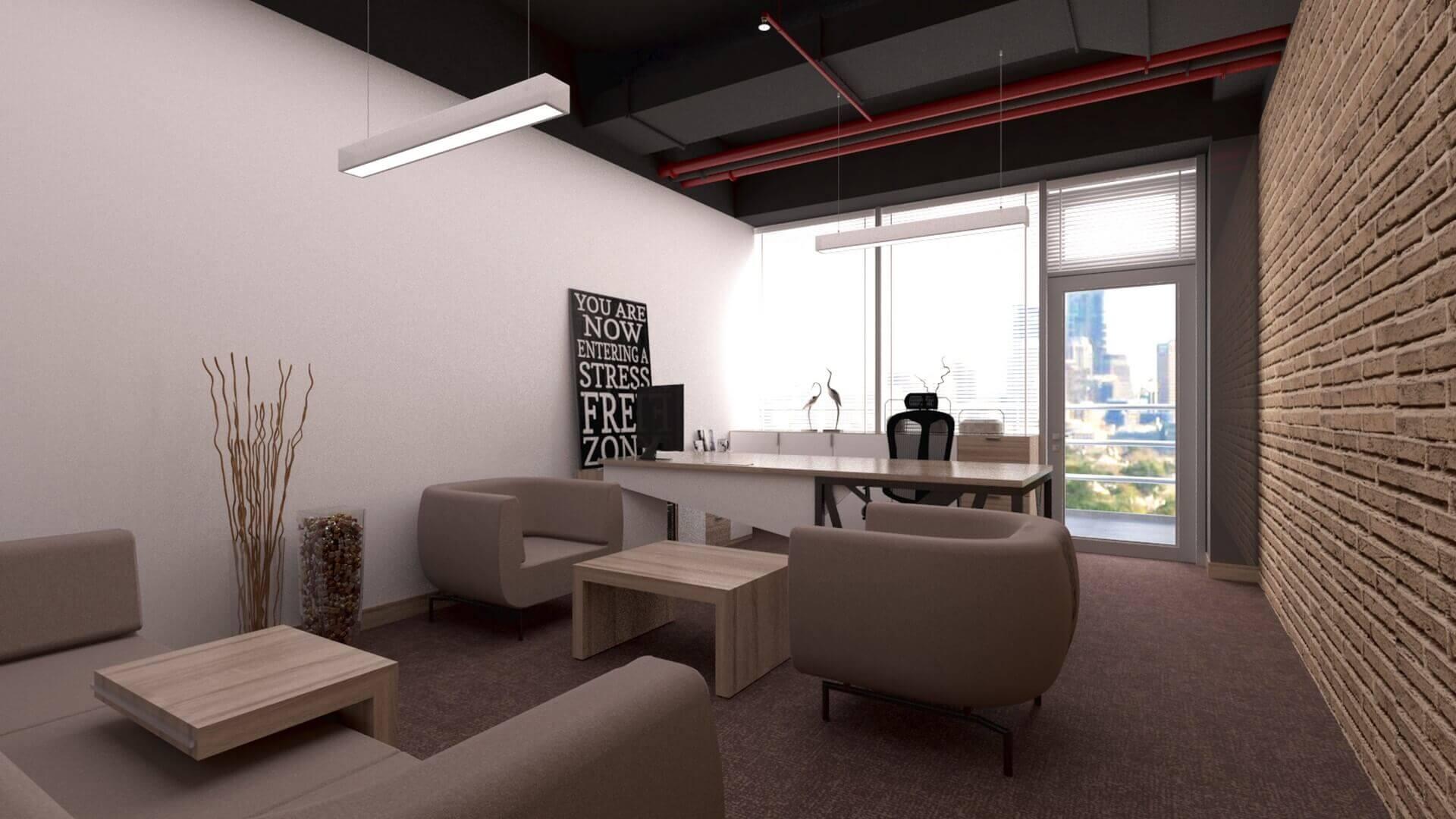 ofis dekorasyonu 2375 CBKSoft  Ofisler