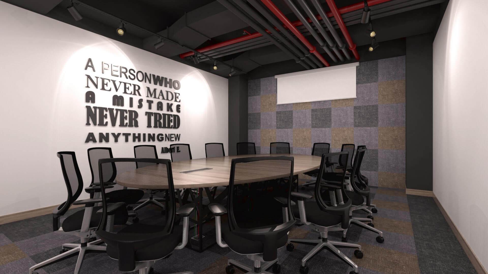 ofis içmimari 2382 CBKSoft  Ofisler