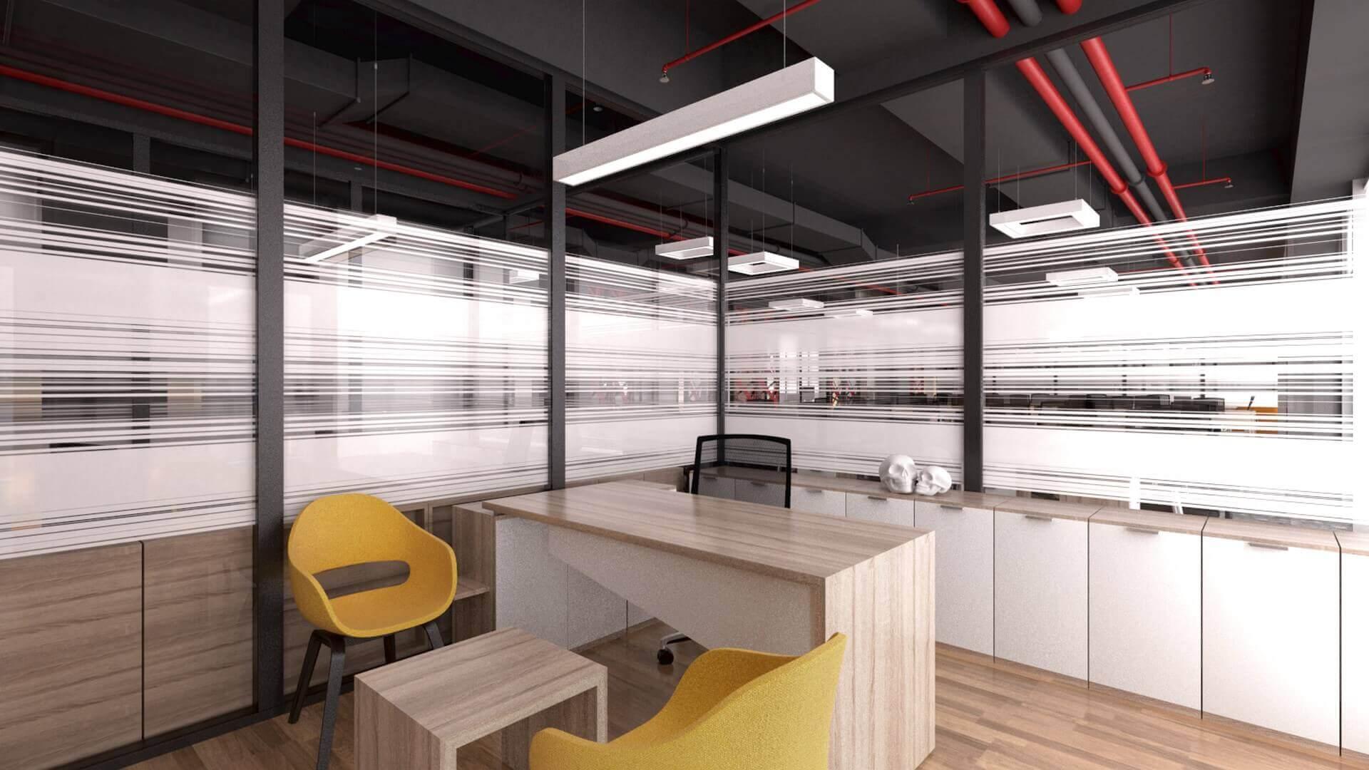 ofis dekorasyonu 2395 CBKSoft  Ofisler
