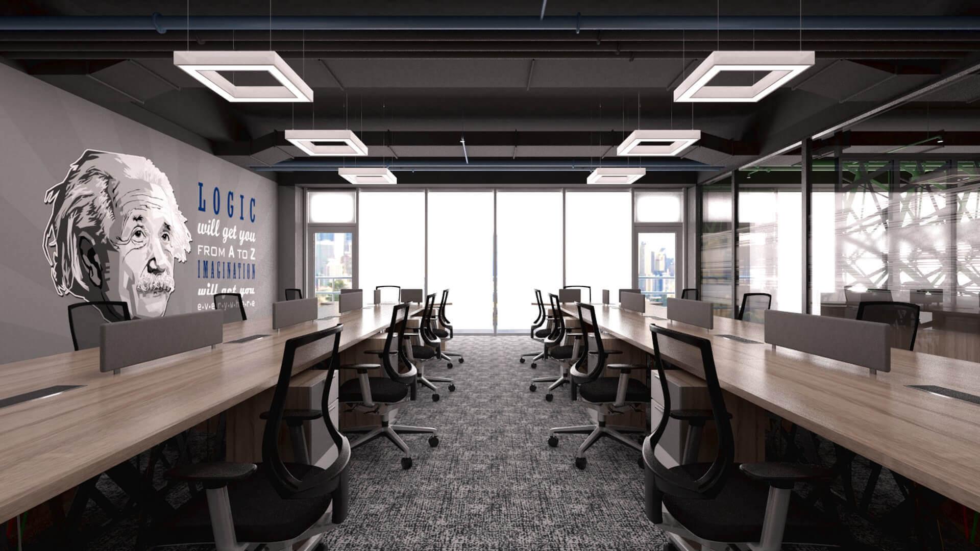 Makam odası 2411 CBKSoft  Ofisler