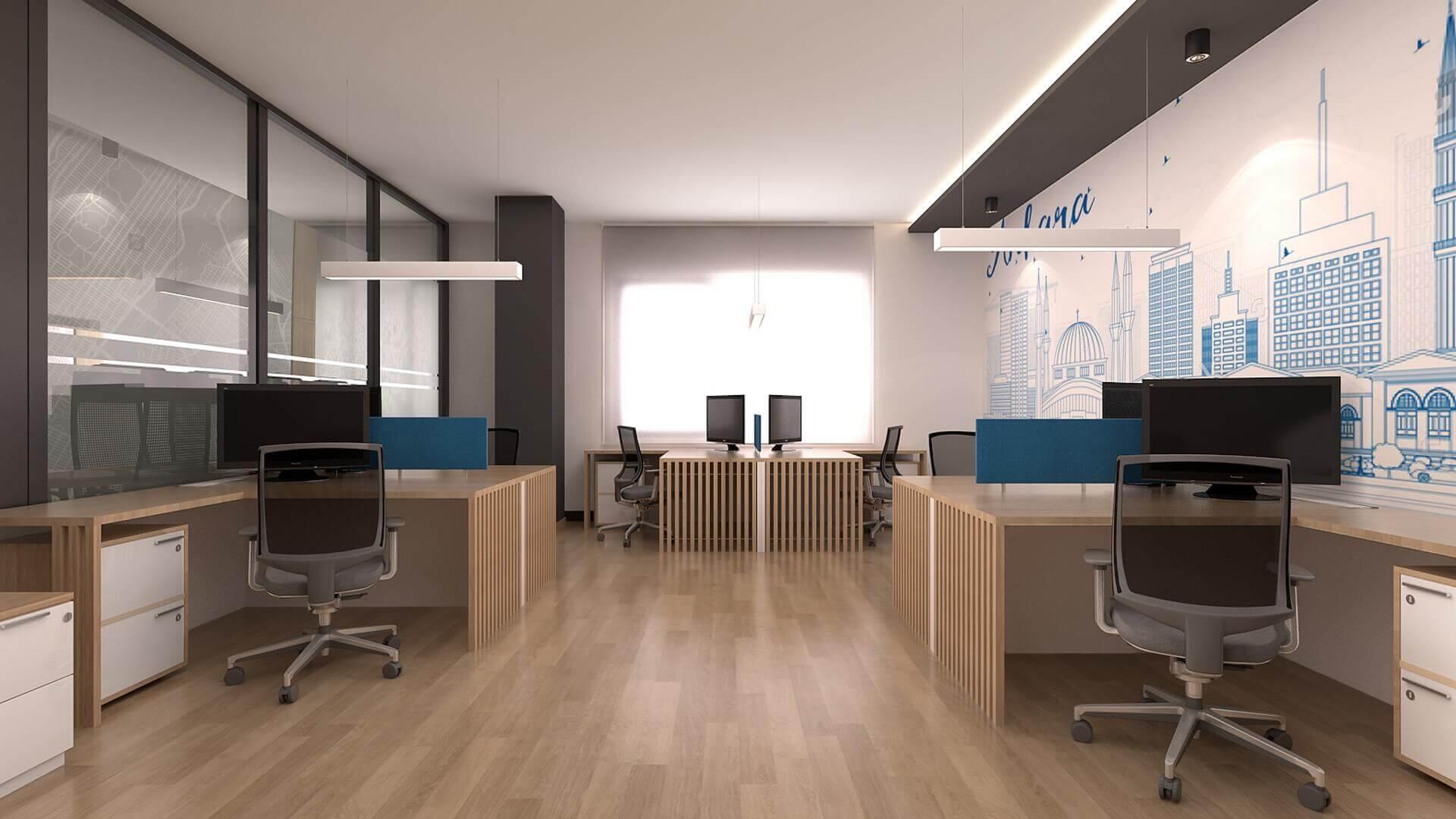 Aras Plaza 2417 Şahin Planlama Ofisler