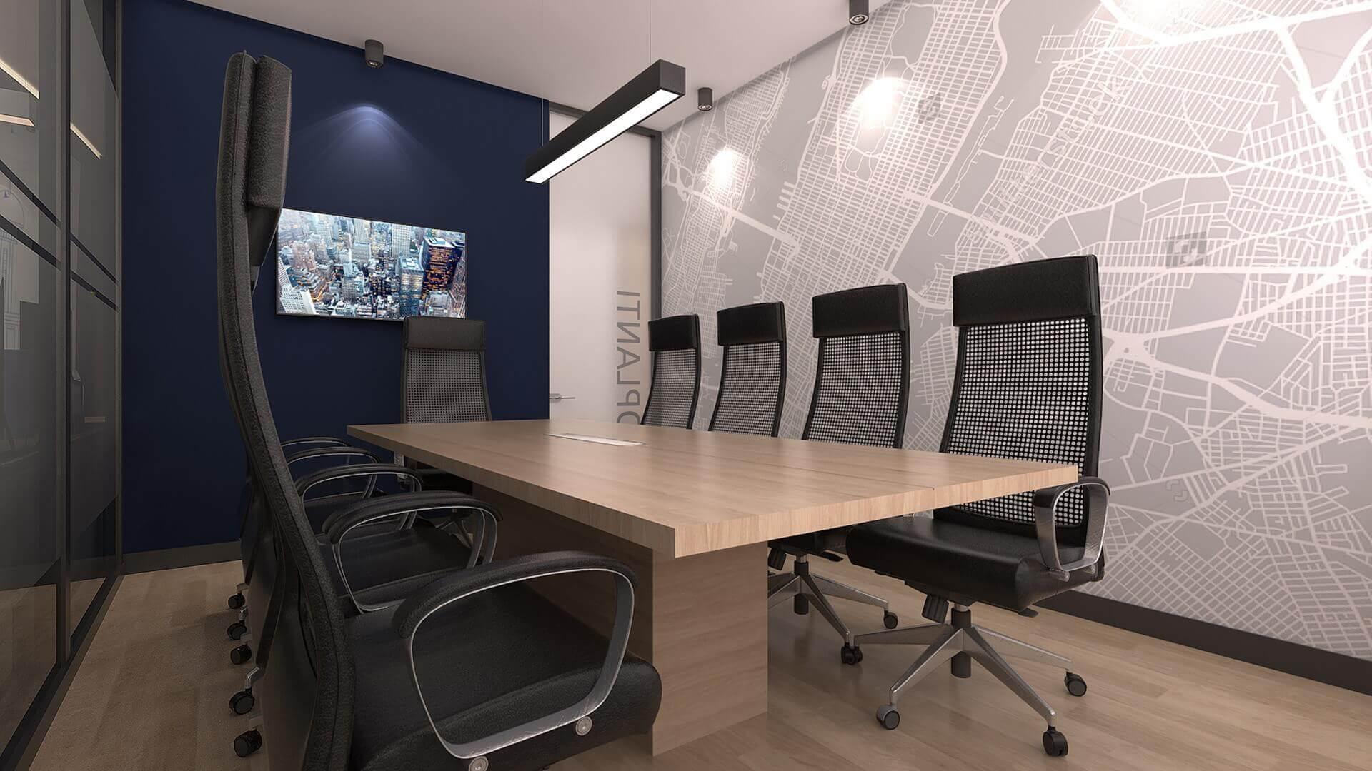 ofis içmimari 2418 Şahin Planlama Ofisler