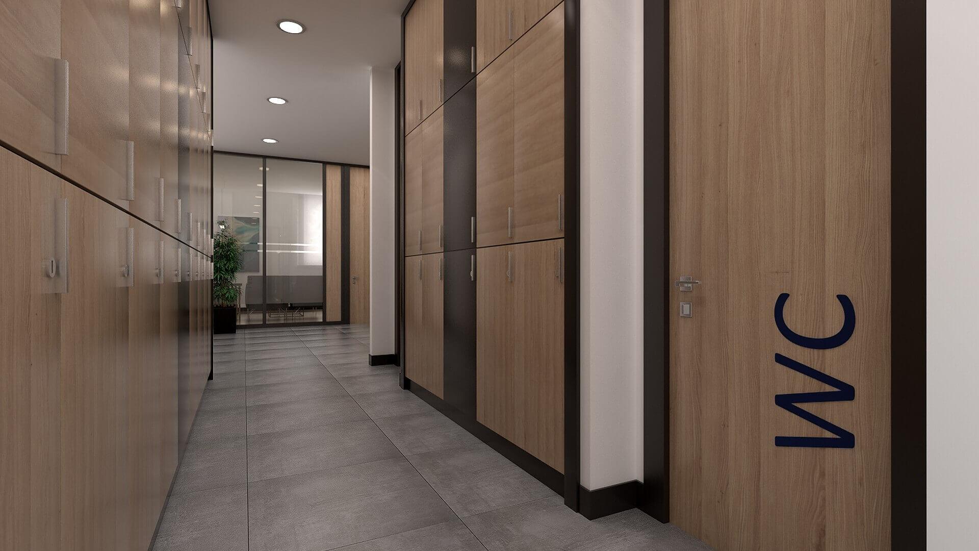 Ankara ofis tasarım 2421 Şahin Planlama Ofisler
